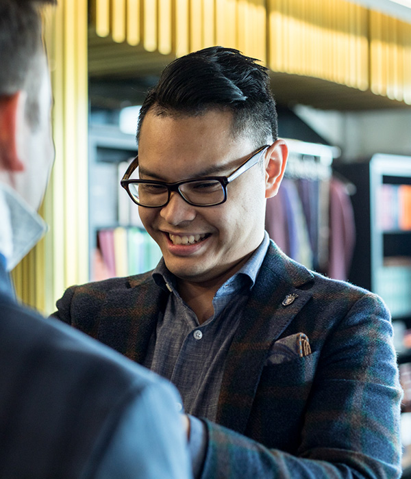 Bespoke Custom Mens Wear, Toronto