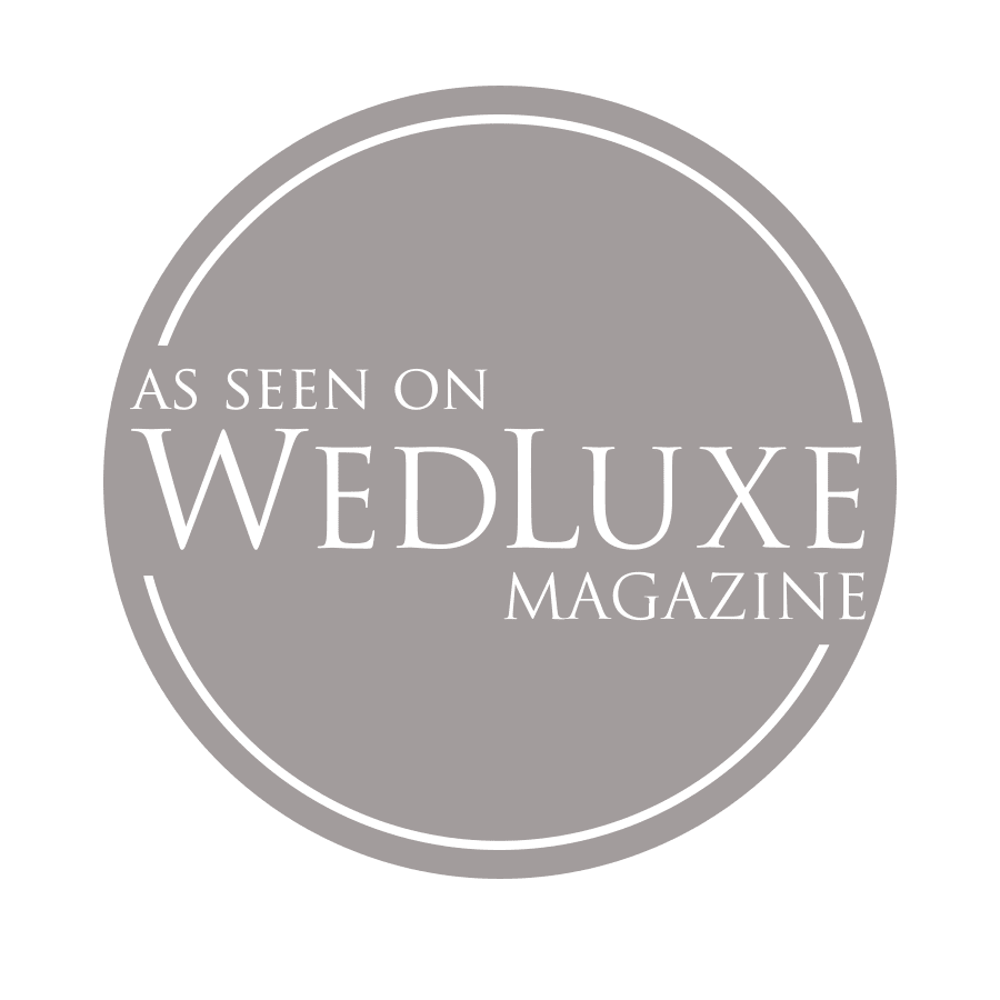 As Seen On Wedluxe Magazine