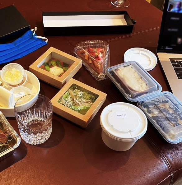 Sentinel One FlexsecurITy virtual lunch