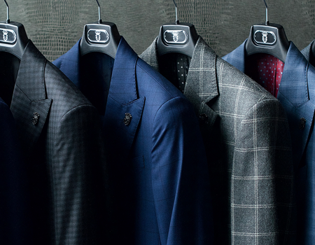 Build a Mens Wardrobe with Classic Colours