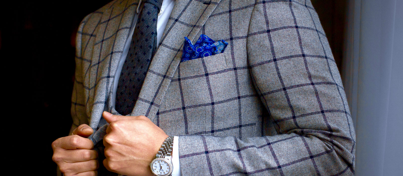 King & Bay, Bespoke Clothing for Men
