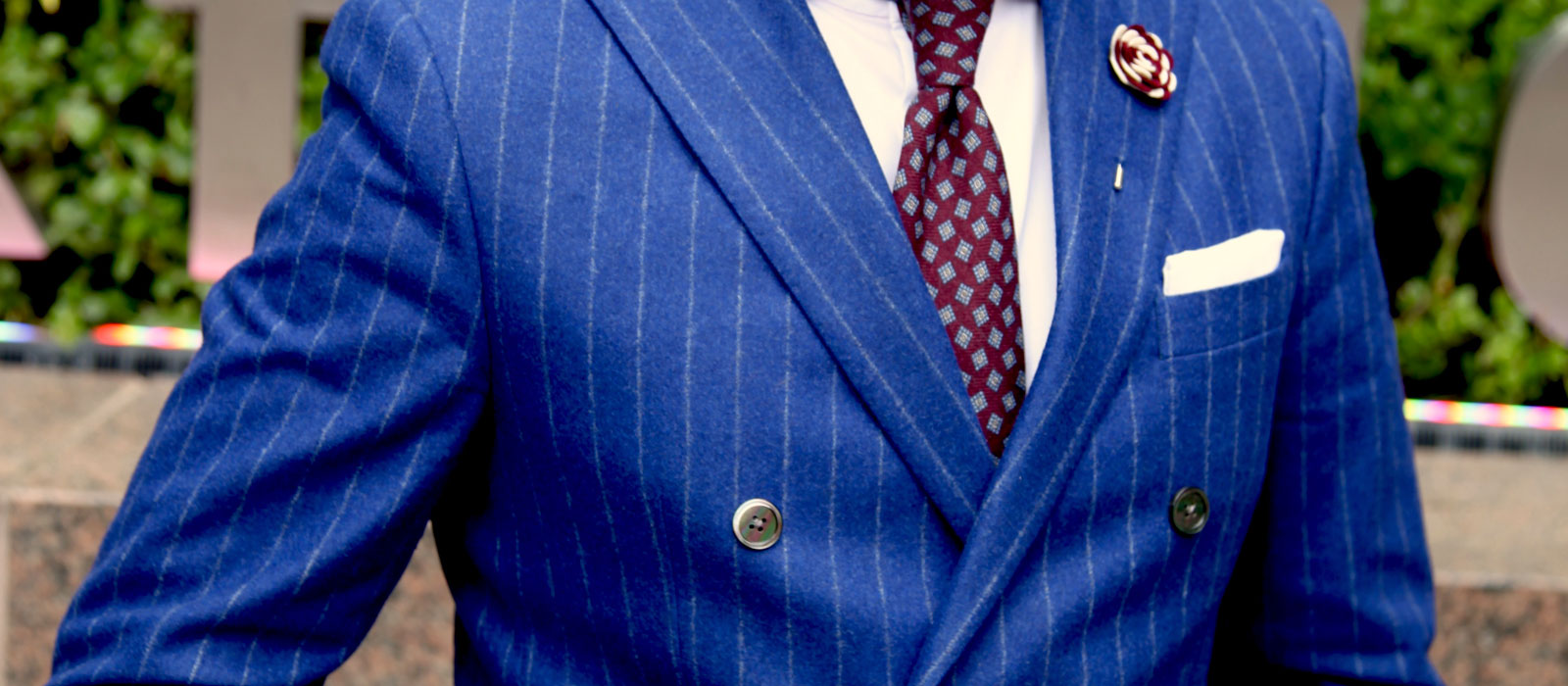 King & Bay Custom Mens Suits Toronto