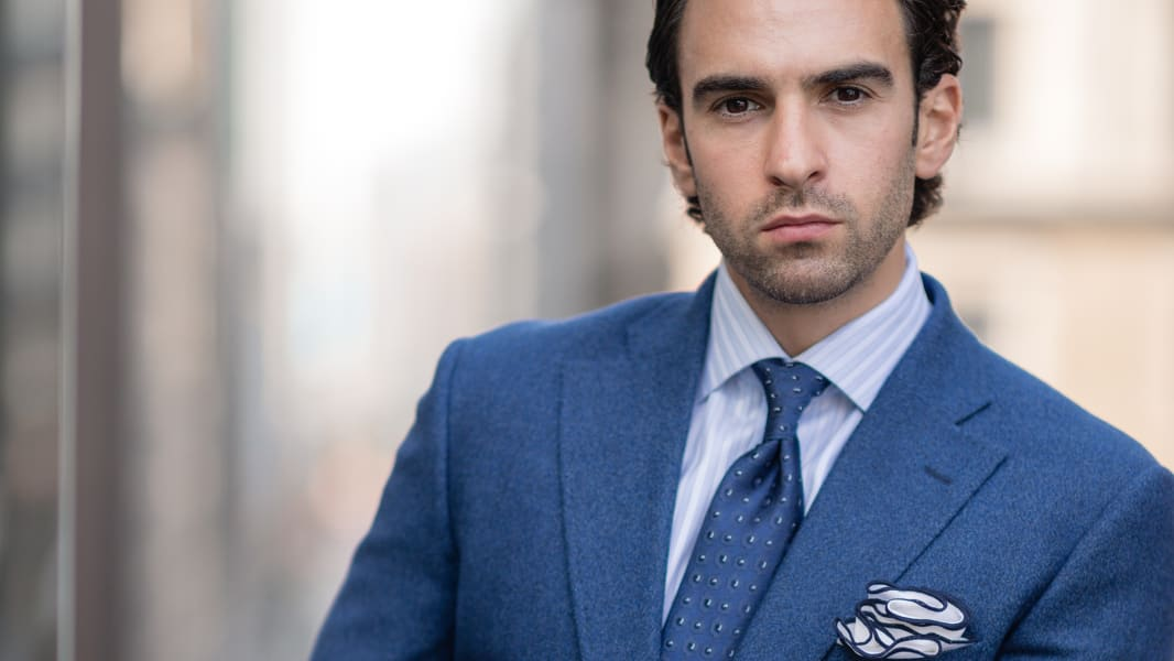 Custom-made Tailored Business Suits in Toronto