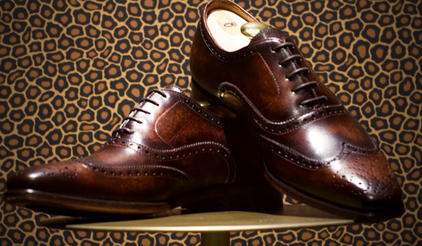 Custom Mens Shoes Toronto
