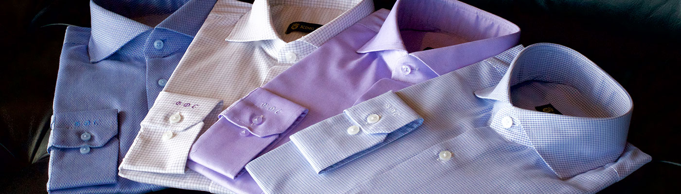 Custom Shirts, Toronto Menswear