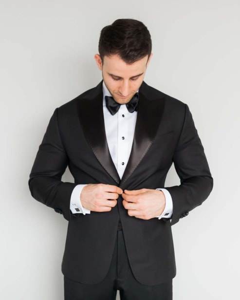 Custom Wedding Suit Design Toronto