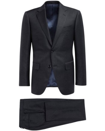 Essential Charcoal Work Suit for Men, King & Bay Toronto