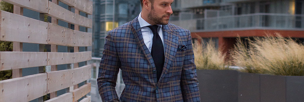 Custom Fall Suits, King & Bay Menswear, Toronto