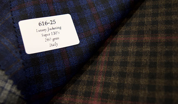 King & Bay Custom Mens Suits for Fall 2017