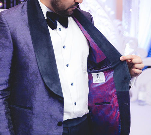 Gary Chahal, Custom Wedding Suit, Toronto