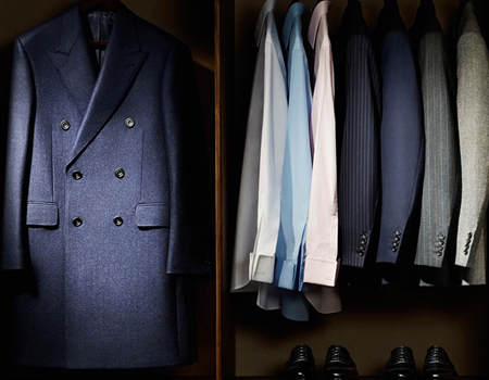 Build a Wardrobe to Extend the Longevity of Your Suits