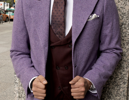 Communicate Your Character, Custom Suits Toronto