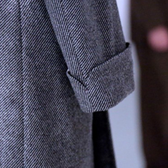 Turn Up Cuff, Guide to Overcoats, King & Bay