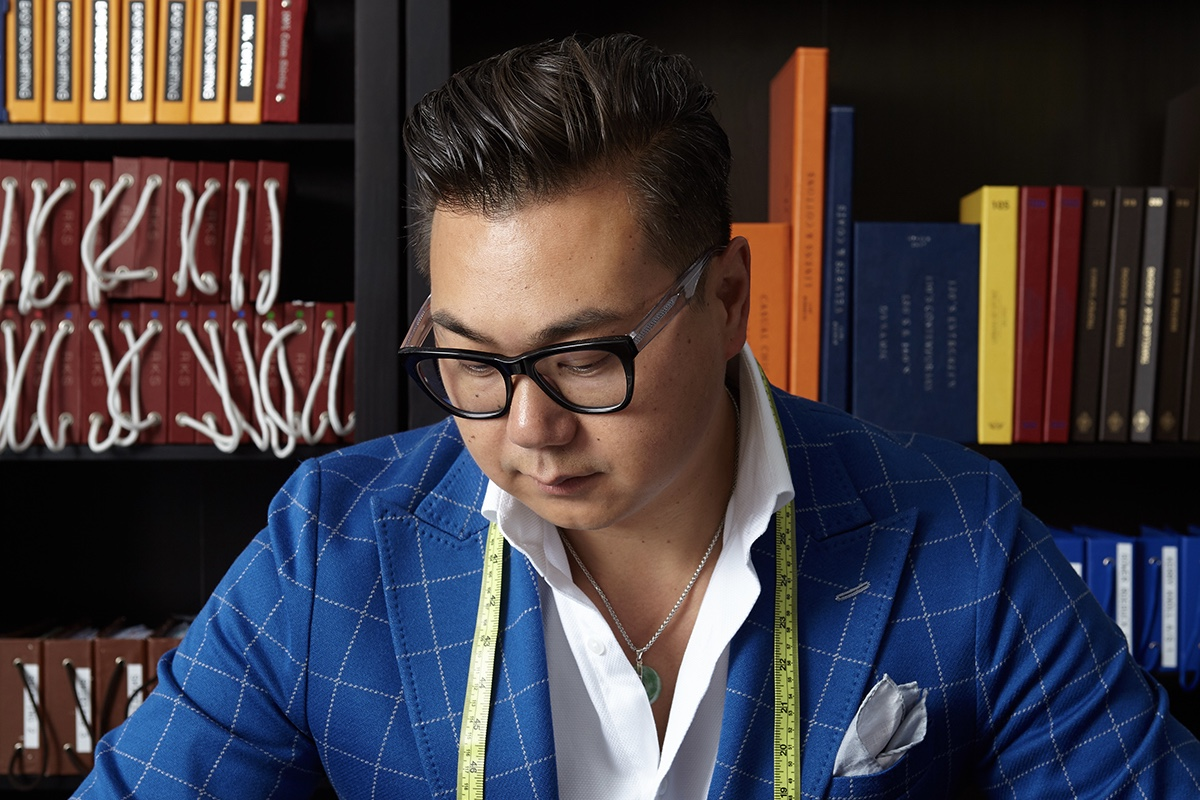 Michael Truong, Master Clothier, King & Bay