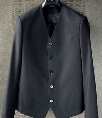 Custom Barrister Jacket