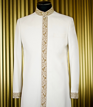 Custom Sherwani Jacket