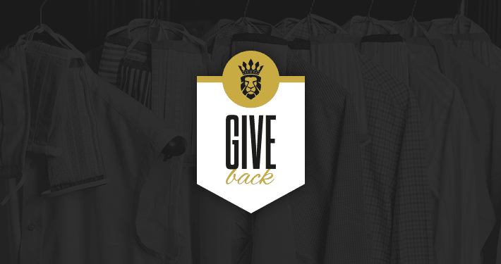 King & Bay Give Back