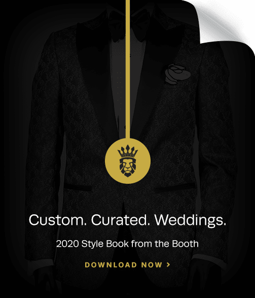 King & Bay 2020 Wedding Show Style Book