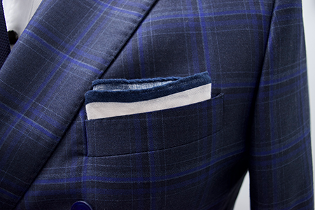 Pocket Squares, Custom Suits Toronto