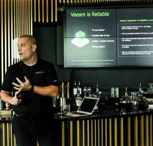 Veeam Data Protection Sales Event