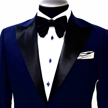 Wedding Tuxedo, King & Bay